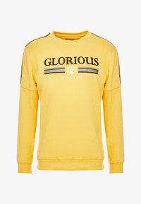 Glorious Gangsta - KALK CREW - Sweater - yellow - 4