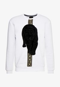Glorious Gangsta - HATHI - Bluza - white