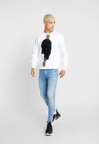 Glorious Gangsta - HATHI - Bluza - white - 1