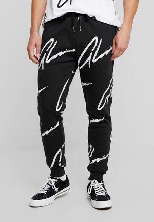 KAZAH LOGO - Pantaloni sportivi - black
