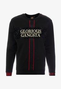 Glorious Gangsta - GLIMCO CREW NECK - Sweater - black - 4