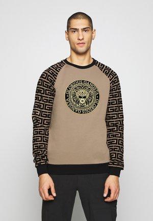 NAPOLI - Sweatshirt - sand