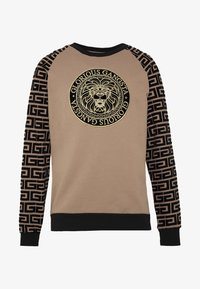 Glorious Gangsta - NAPOLI - Sweatshirt - sand - 4