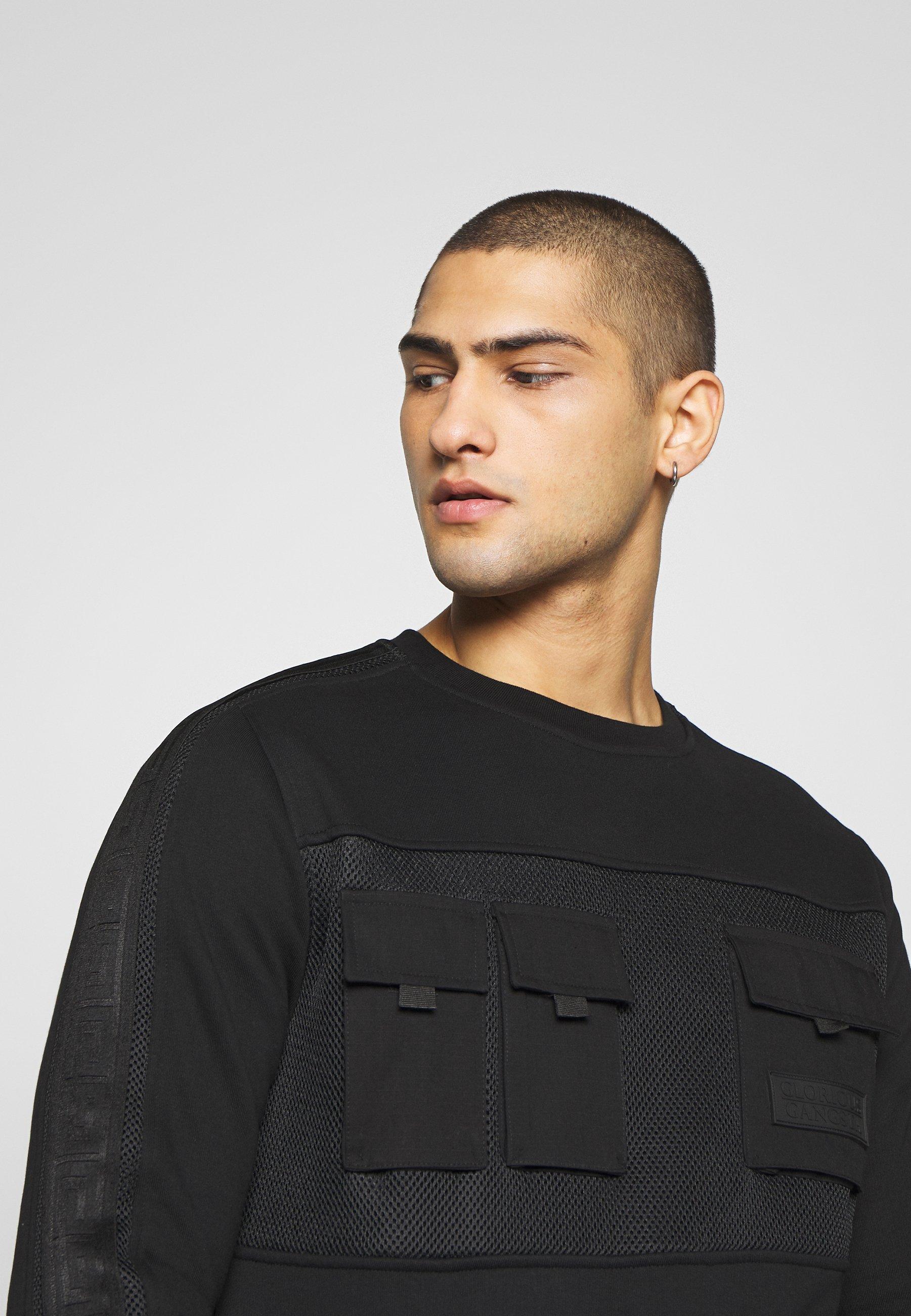Glorious Gangsta Morello Pocket - Sweatshirt Black
