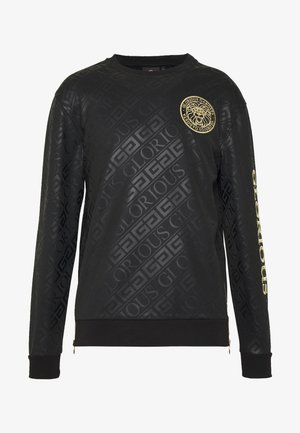 LINDEN - Sweatshirt - black