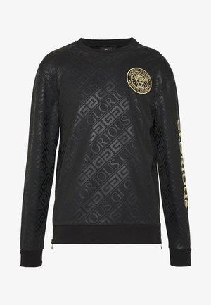 LINDEN - Sweater - black