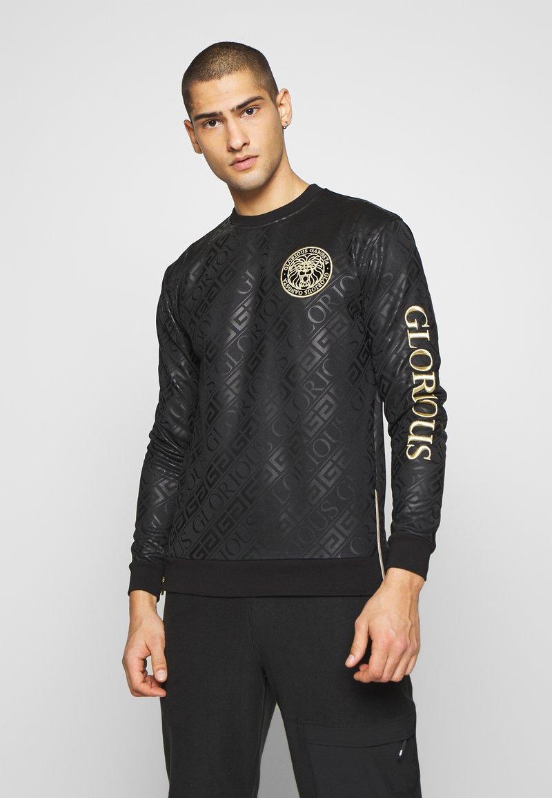 Glorious Gangsta - LINDEN - Sweater - black