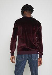 Glorious Gangsta - KONGO - Sweater - burgundy - 2