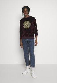 Glorious Gangsta - KONGO - Sweater - burgundy - 1