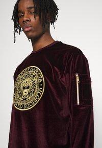 Glorious Gangsta - KONGO - Sweater - burgundy - 5