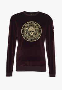 Glorious Gangsta - KONGO - Sweater - burgundy - 4