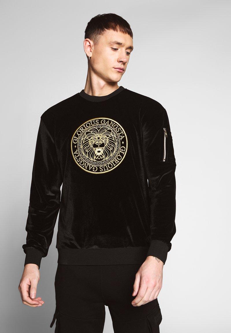 Glorious Gangsta - KONGO - Sweatshirt - black