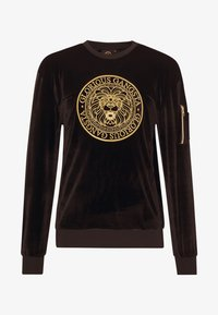 Glorious Gangsta - KONGO - Sweatshirt - black - 4