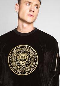 Glorious Gangsta - KONGO - Sweatshirt - black - 5