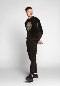 Glorious Gangsta - KONGO - Sweatshirt - black - 1