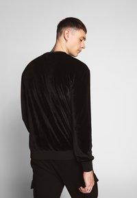 Glorious Gangsta - KONGO - Sweatshirt - black - 2