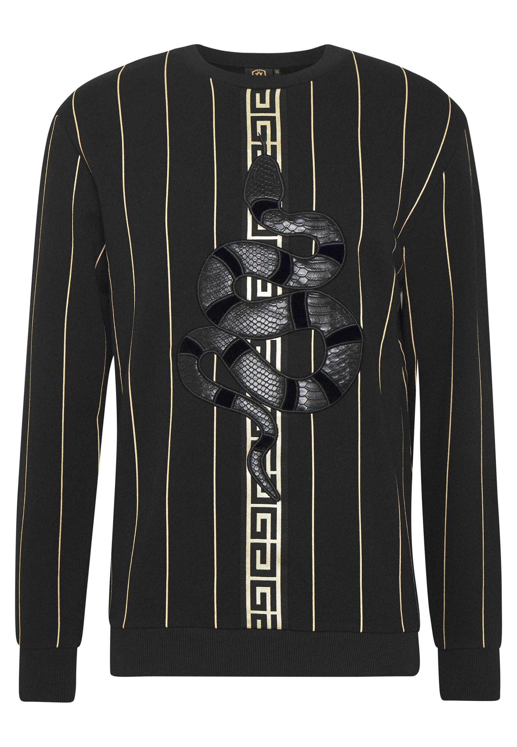 Glorious Gangsta LUCHESSE - Sweatshirt - black