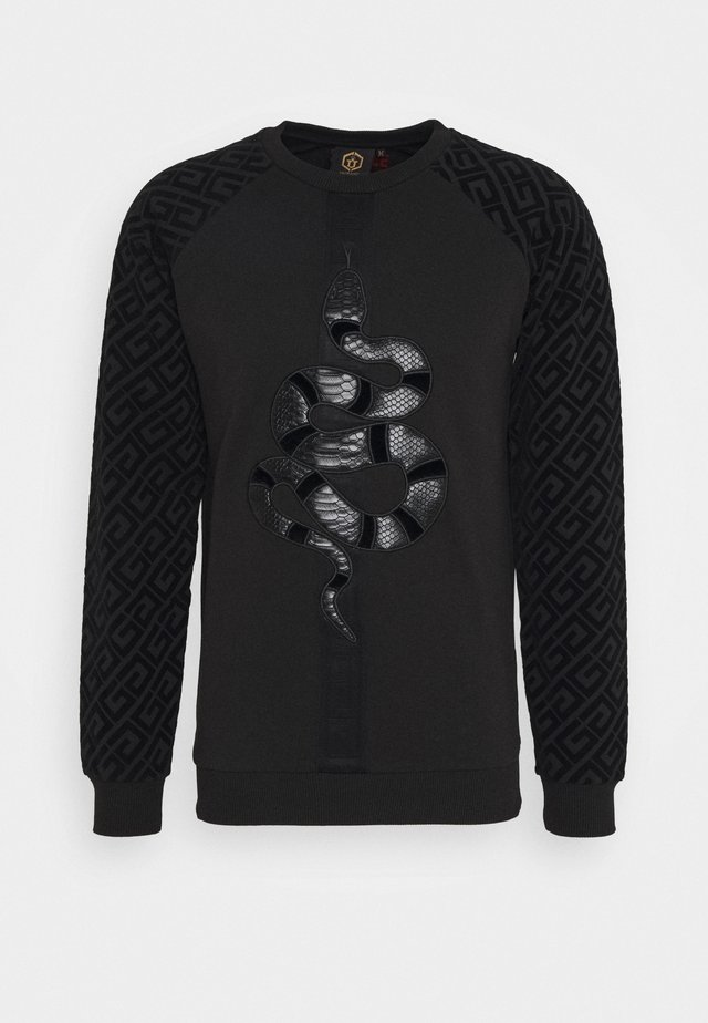 CAVIN - Sweatshirt - black