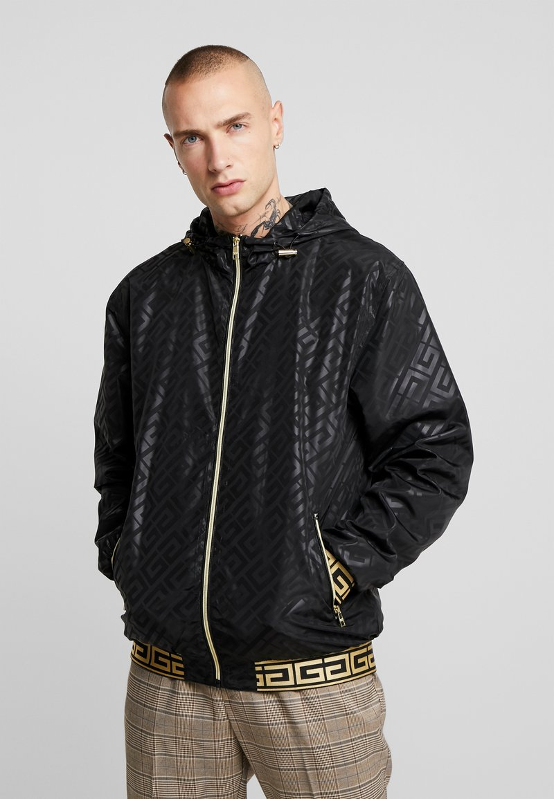 Glorious Gangsta - TOUSA  - Summer jacket - black