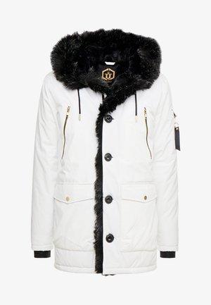 PARKLEA - Płaszcz zimowy - white