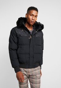 Glorious Gangsta - BONTATE SHORT  - Veste d'hiver - black - 0