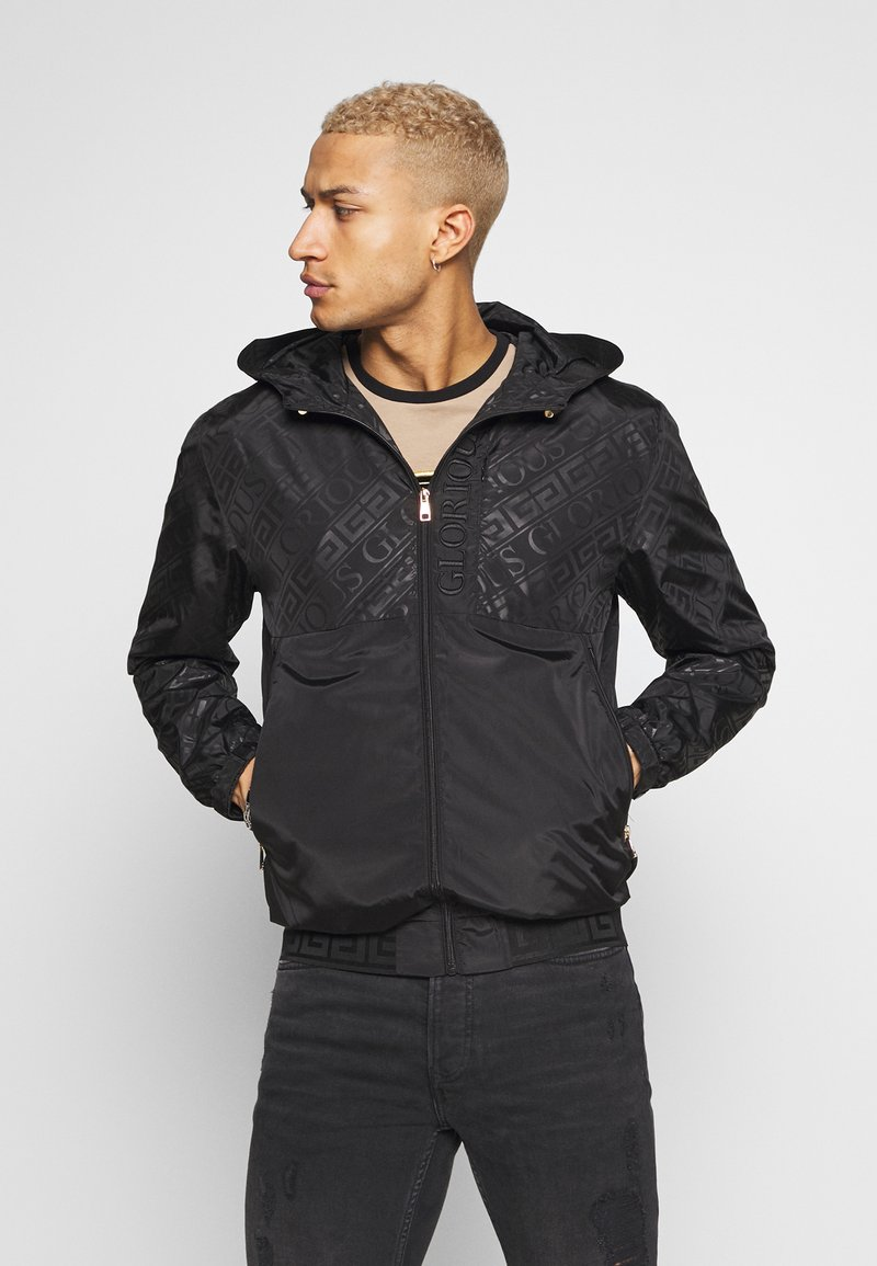 Glorious Gangsta - ELIGIO WINDRUNNER - Summer jacket - black