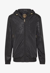 Glorious Gangsta - ELIGIO WINDRUNNER - Summer jacket - black - 3