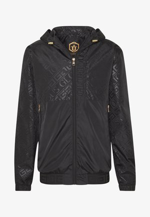 ELIGIO WINDRUNNER - Summer jacket - black