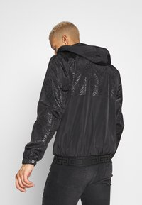 Glorious Gangsta - ELIGIO WINDRUNNER - Summer jacket - black - 2