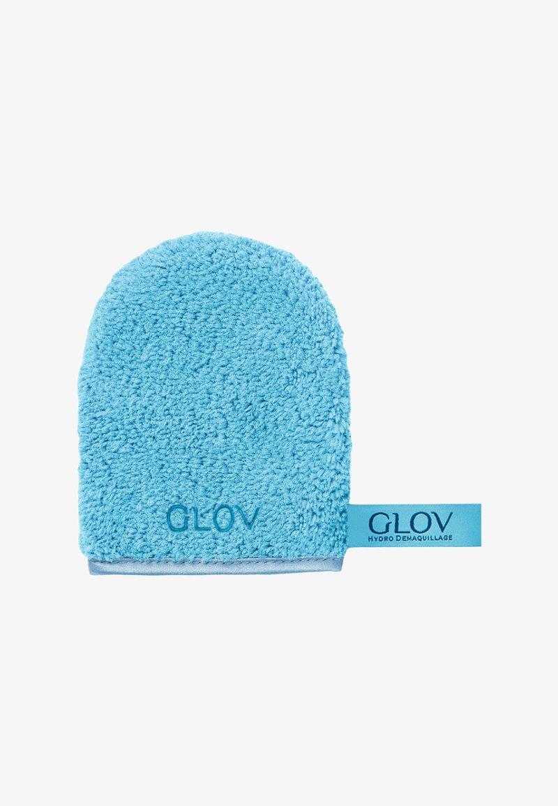 Glov - ORIGINAL ON THE GO - Skincare tool - bouncy blue