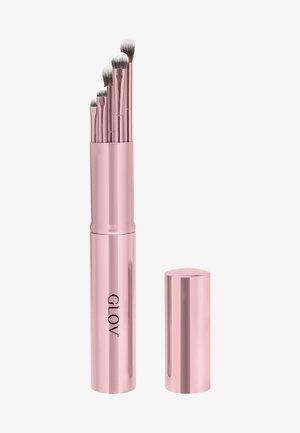 EYE MAKUEP BRUSHES SET - Makeup brush set - pink