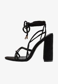 Glamorous Wide Fit - Sandales à talons hauts - black - 1