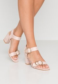 Glamorous Wide Fit - Sandály - pink - 0