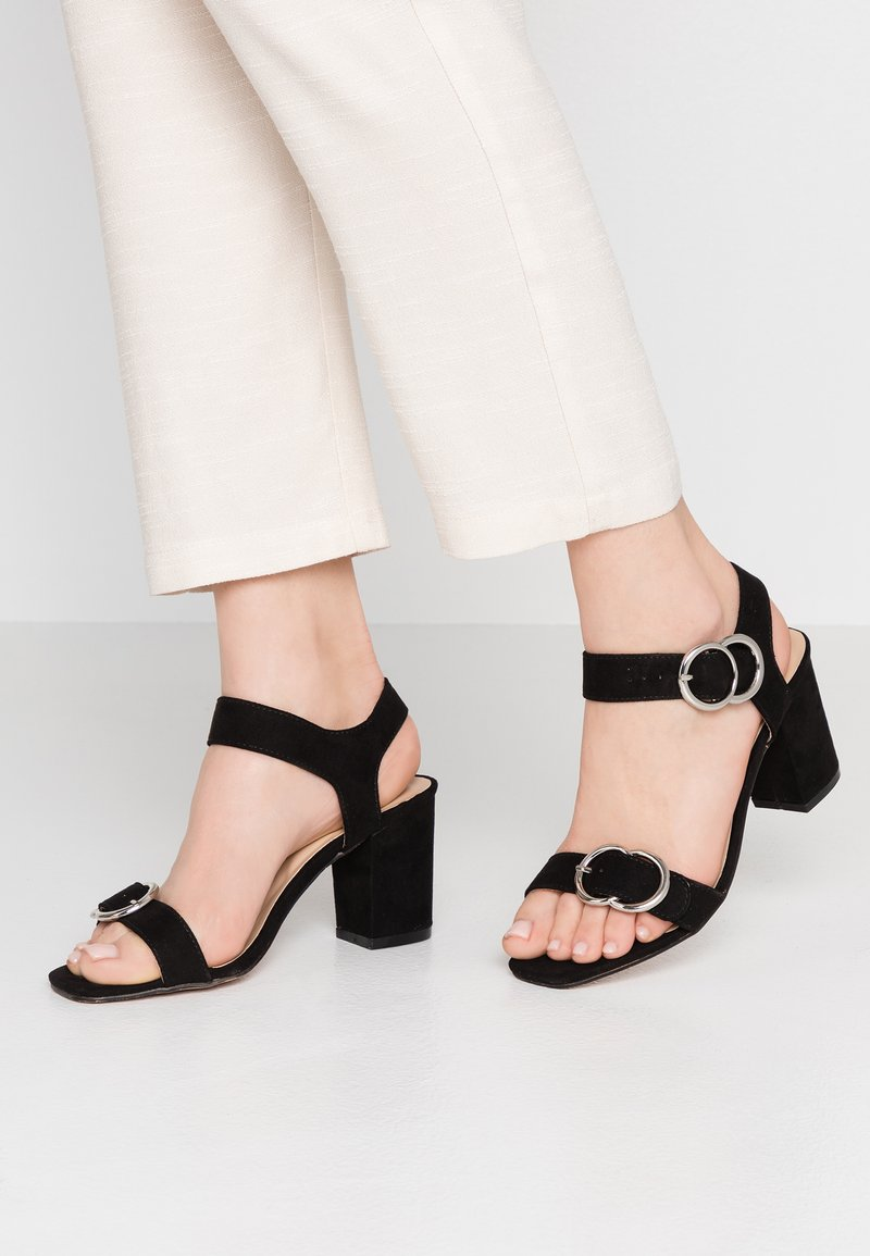 Glamorous Wide Fit - Sandals - black