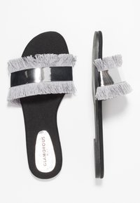 Glamorous Wide Fit - Mules - grey - 3