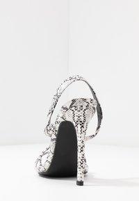 Glamorous Wide Fit - Sandales à talons hauts - grey - 5