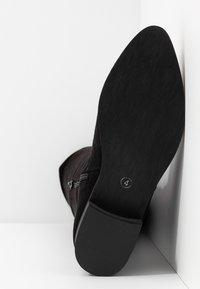 Glamorous Wide Fit - Kozačky nad kolena - black - 6