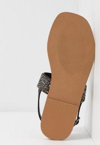 Glamorous Wide Fit - Sandaler - black - 6