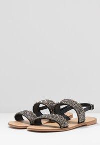 Glamorous Wide Fit - Sandaler - black - 4