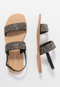 Glamorous Wide Fit - Sandaler - black - 3