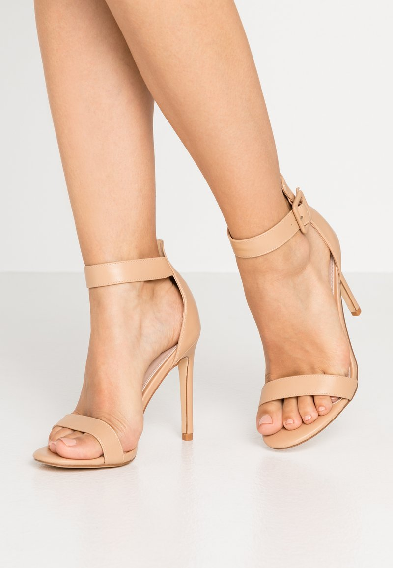 Glamorous Wide Fit - Sandaletter - nude