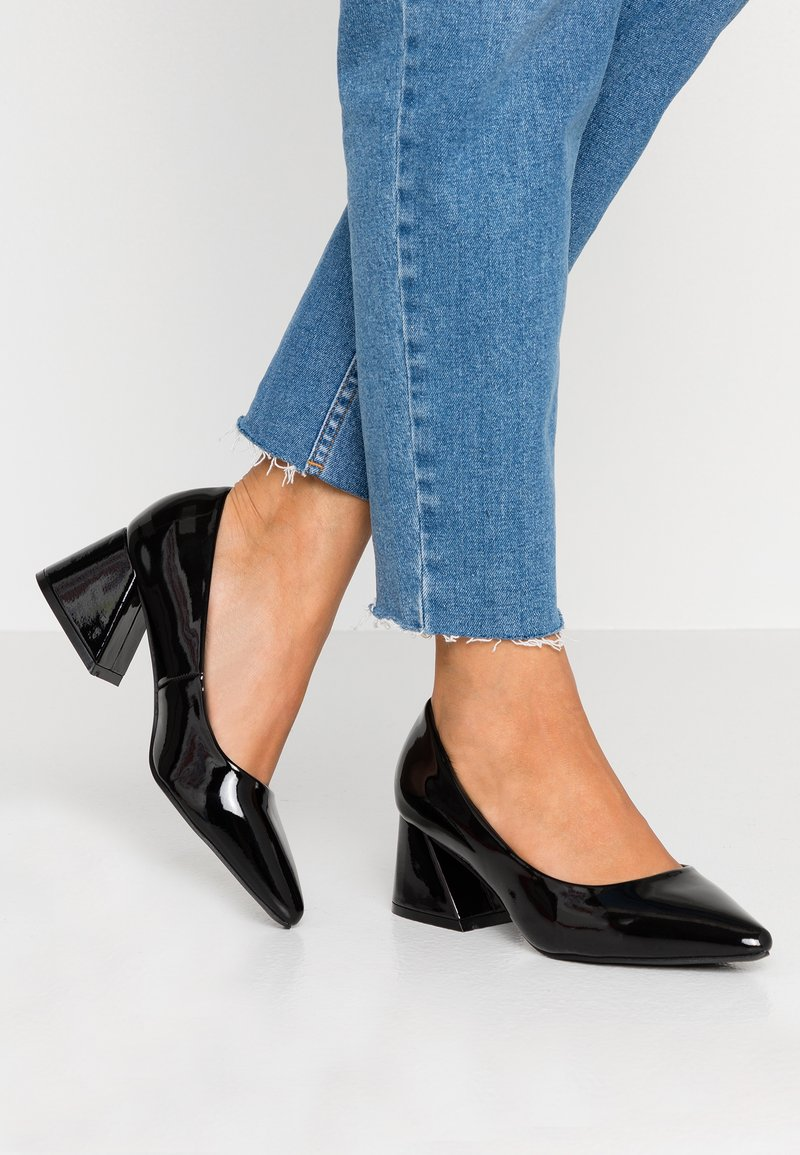 Glamorous Wide Fit - Classic heels - black
