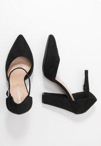 Glamorous Wide Fit - Klassiska pumps - black - 3