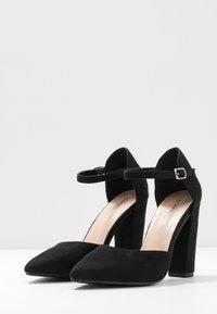 Glamorous Wide Fit - Klassiska pumps - black - 4