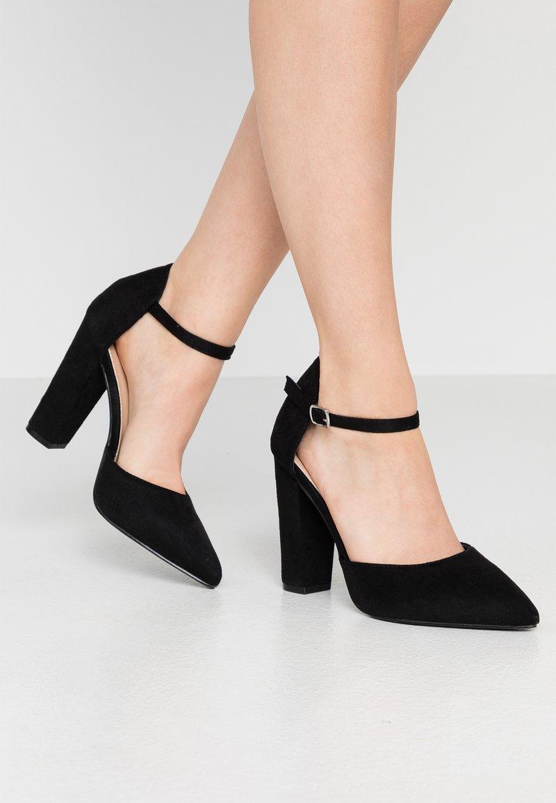 Glamorous Wide Fit - Klassiska pumps - black