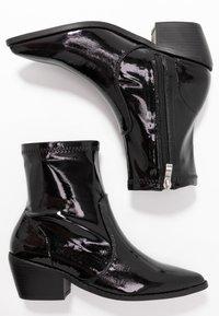 Glamorous Wide Fit - Kotníkové boty - black - 3