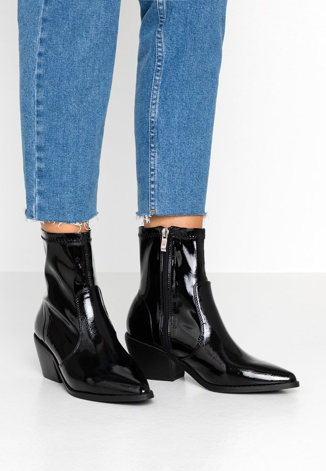 Bottines - black