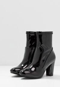 Glamorous Wide Fit - Støvletter - black - 4