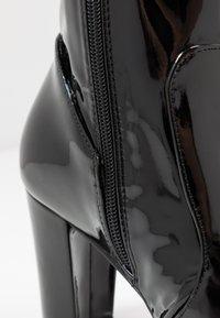 Glamorous Wide Fit - Støvletter - black - 2