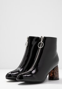 Glamorous Wide Fit - Ankle boots - black - 4